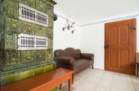 der gute alte kachelofen wird saniert hausbau. Black Bedroom Furniture Sets. Home Design Ideas