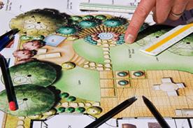 Von der Gartenplanung zum individuell gestalteten Garten - Hausbau ...